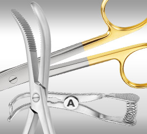 Nail- and Cuticle Scissors
