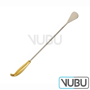 Breast Dissectors - Spatulated blades - Rigid - Length 13'' - 33 cm