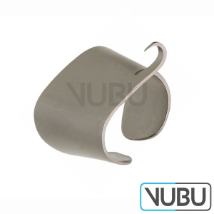 MILLARD Thimble Hooks - Single Hook - for right hand - Blade 18 mm